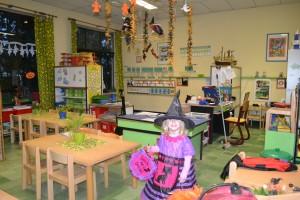 Onze heks in de klas